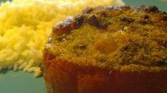 Tomates farcies par Benkku81 Meatloaf, Mozzarella, Food, Ground Meat, Recipe, Kitchens, Essen, Meals, Yemek
