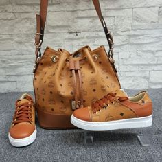 Spiffy Fashion Beautiful Handbags and shoes For You - Sneakers Fashion, Fashion Shoes, Mcm Bags, Shoe Boots, Shoe Bag, Beautiful Handbags, Mo S, Purses And Handbags, Fashion Bags
