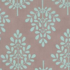 Trees Sky Malt Blue Grey 32377 42 - It's a Hoot - Momo - Moda Fabric