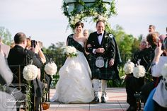 Rachel & Larry | Congressional Country Club | MD Wedding Photography » k. thompson.  You have to LOVE the formality of kilts!