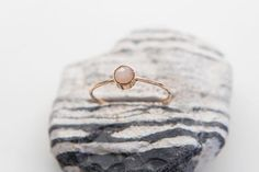 Open Ring/ Minimalist Ring/ Gold Filled/ Stacking Ring/ Boho Ring/ Simple Ring/ Delicate Ring/ Adjustable Ring/ Cuff Ring/ Gift For Her Peach Moonstone, Moonstone Ring, Great Gifts For Women, Gifts For Her, Minimalist Jewelry, Minimalist Style, Stacking Rings, Jewelry Gifts, Jewelry Accessories