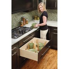 Rev-a-Shelf Drawer Peg System - About Rev-A-Shelf Rev-A-Shelf, a Jeffersontown, Kentucky-based company has been dedicated to the creation of innovative, useful residential...