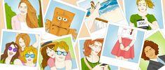 Es gibt neun Arten von Profilbildern. Wenn wir ehrlich sind, haben wir sie alle schon mal verwendet. Na, fühlst du dich ertappt? Mehr dazu findest du hier: http://magazin.sofatutor.com/schueler/2016/05/30/was-verraet-dein-profilbild-ueber-dich/