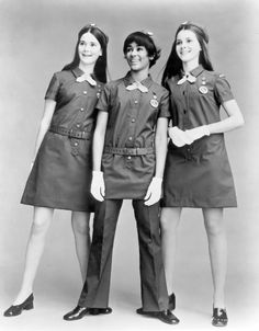 Mom was a girl scout leader for all of us girls from mid 60's to early 70's.  She made it fun and boy did she get those cookies sold.  I remember carrying boxes over snow burms selling until our hands and feet were numb!