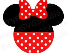 Archivo SVG para Mickey con pantalones de botón por EmerysSVGStudio