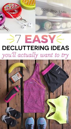 7 Quick Ways To Actually Declutter Your Life