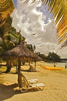 #Mauritius at Shandrani Beach Blue Bay