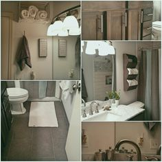 Bathroom remodel!