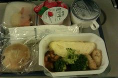 aircraft food