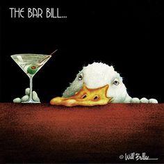 Bar Bill Cocktail