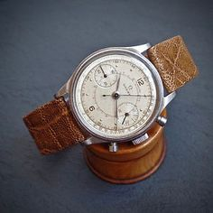 Omega GRAIL Watch 2077-1 Cal. 33.3 CHRO Military Chronograph Pilots Vintage 1939   eBay