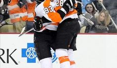 Philadelphia Flyers Beat the Pittsburgh Penguins and Silence the Haters