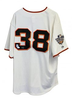 AAA Sports Memorabilia LLC - Brian Wilson San Francisco Giants Signed White Majestic Jersey, $259.95 (http://www.aaasportsmemorabilia.com/mlb-memorabilia/san-francsico-giants/brian-williams/brian-wilson-san-francisco-giants-signed-white-majestic-jersey/)