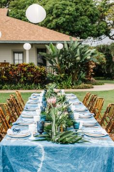 Maui wedding at Olowalu Plantation House | Hawaii wedding | 100 Layer Cake