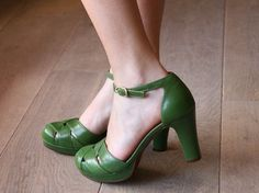 Chie Mihara - spring/summer Luciana shoes WANTNEEDWANTNEED