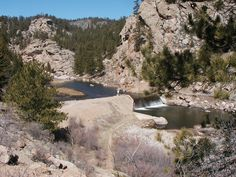 colorado lakes and reservoirs | Lake George & Park County
