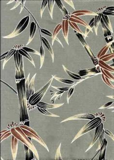 Bamboo Sage - Barkcloth upholstery fabric. also available in taupe.