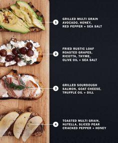 I just really, really love toast.