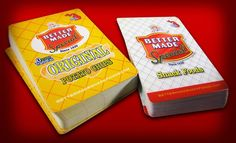 #BetterMade Playing Cards