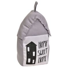 """Door Stopper """"Home Sweet Home"""" 25x15"""