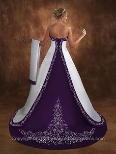 The dress I will never have or need but its sooo awesome !!