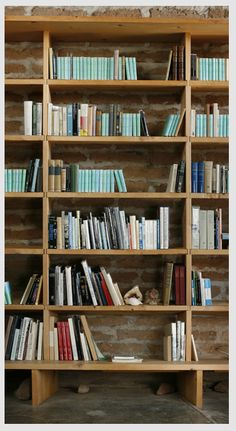Fill up your bookshelves #reading #books #shelves