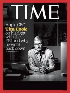 Here's the Full Transcript of TIME's Interview With Apple CEO Tim Cook