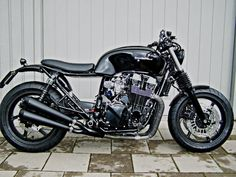 I totally appreciate those things these folks did with this modified Best Motorbike, Motorbike Design, Cafe Racer Motorcycle, Classic Motorcycle, Honda Nighthawk, Honda Cb750, Cb750 Cafe, Honda Scrambler, Honda Motorcycles