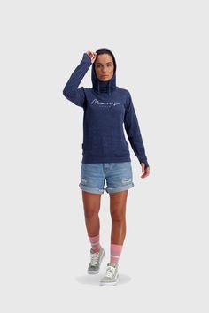 Mons Royale Women's Covert Lite Funnel Hood - Merino & Tencel - Weekendbee - sustainable sportswear Wanaka New Zealand, Dusty Pink, Sportswear, Rain Jacket, Windbreaker, Women, Fashion, Moda, Fashion Styles