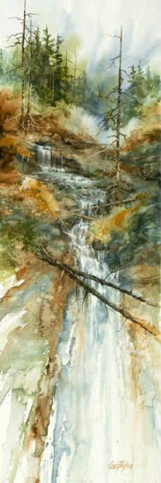 High Country Falls - Lance Johnson