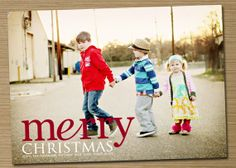 Photo Christmas Card Holiday Card PRINTABLE  by CardsEtcetera, $15.00