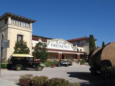 How to Take a Cava Winery Tour on a Day Trip by Train from Barcelona to Freixenet Winery in the Penedés Wine Region