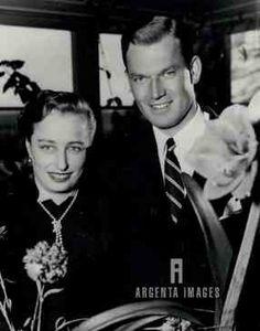 argentaimages:  Princess Ragnhild of Norway and her fiancé Erling Loretnzen, 1953.