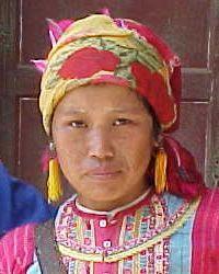 Bulang, Blang of China