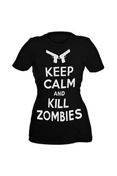 Even if the 'Keep Calm and...' jokes are getting old, I actually like this shirt.    $22.50 at Hot Topic