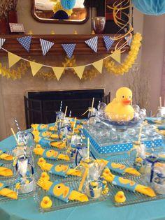 Rubber duck baby shower centerpieces fresh decoration rubber ducky shower d Baby Shower Supplies, Baby Shower Favors, Baby Shower Cakes, Baby Shower Themes, Shower Ideas, Baby Favors, Ducky Baby Showers, Rubber Ducky Baby Shower, Baby Shower Duck
