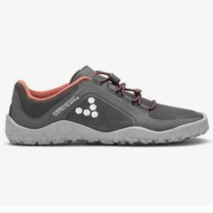Vivo barefoot Shoes   Vivobarefoot Primus Trail Fg Shoes   Color: Gray   Size: 9 Camping Outfits For Women, Barefoot Shoes, Tennis, Trail, Tights, Sneakers Nike, Clothes For Women, How To Wear, Things To Sell