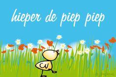 Antoine's Blog - Hieper de piep - Stichting Vlinders