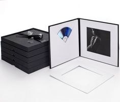 Photo Folders - Buy Photography Folders & Folio Boxes from Seamless Muslin Backdrops, Photo Folder, Photo Boxes, Black Ribbon, Camera Accessories, Bookends, Usb, Prints, Photography