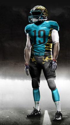 2dc09b09d267e NFL Jacksonville Jaguars I Nike