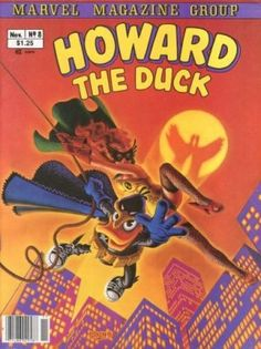 Howard the Duck Issue # 8 (Marvel)