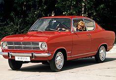 Opel Kadett coupè