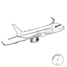 9 Best Airplane Sketch Images Drawings Airplane Sketch Doodles