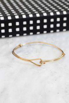 MY DIY | Triangle Wire Bracelet | I Spy DIY | Bloglovin'