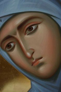 Where you can study the icon-painting with Russian Masters Byzantine Icons, Byzantine Art, Russian Icons, Russian Art, Religious Icons, Religious Art, How To Draw Anime Eyes, Bible Images, Art Icon