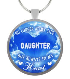 ALWAYS IN MY HEART  Funny Daughter T-shirt, Best Daughter T-shirt