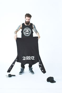 D.W.T #dontwastetime #junkyardxxxy #junkyard #junkyardcom #streetwear #urbanfashion #blk #stussy