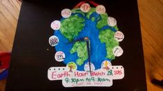Celebration of Earth Hour ..do what you can to help save our beautiful planet