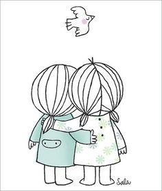 Best Friends | carme sala | Flickr