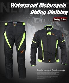 Summer Motorcycle Breathable Racing Clothing https://www.amazon.co.uk/dp/B073XZXBD2
